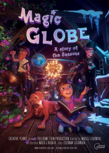 Magic Globe by Creative Planet - poster