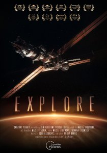 Explore by Creative Planet - film poster