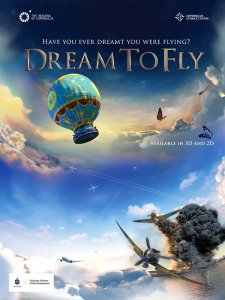 Dream to Fly by Heavens of Copernicus - Poster